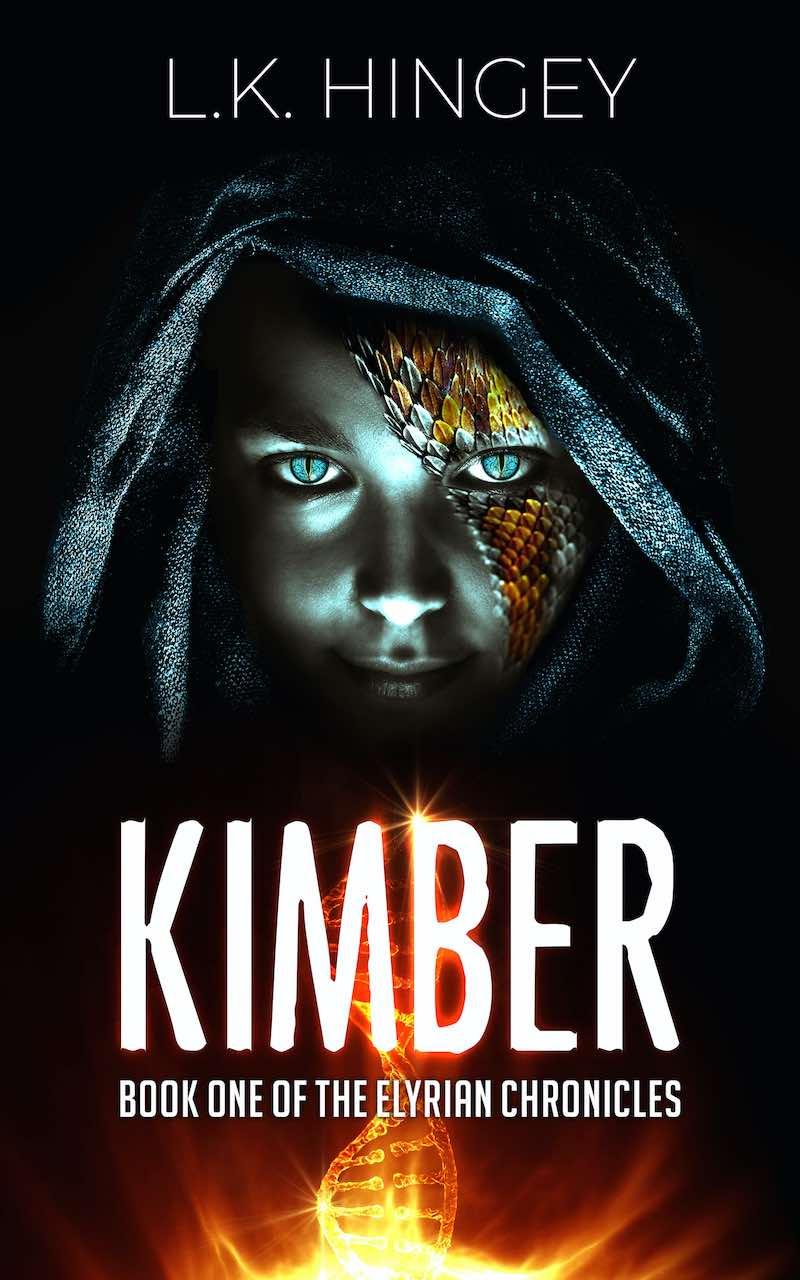 L.K. Hingey Kimber The Elyrian Chronicles