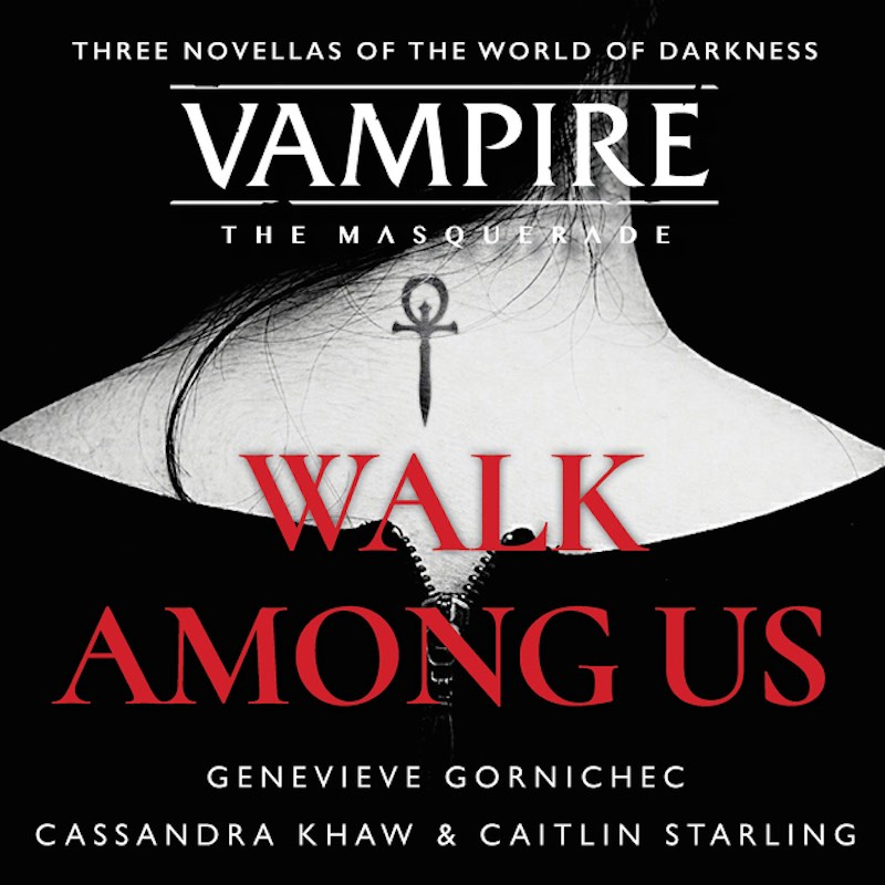 Caitlin Starling Land Of Milk And Honey Vampire The Masquerade Walk Among Us cover