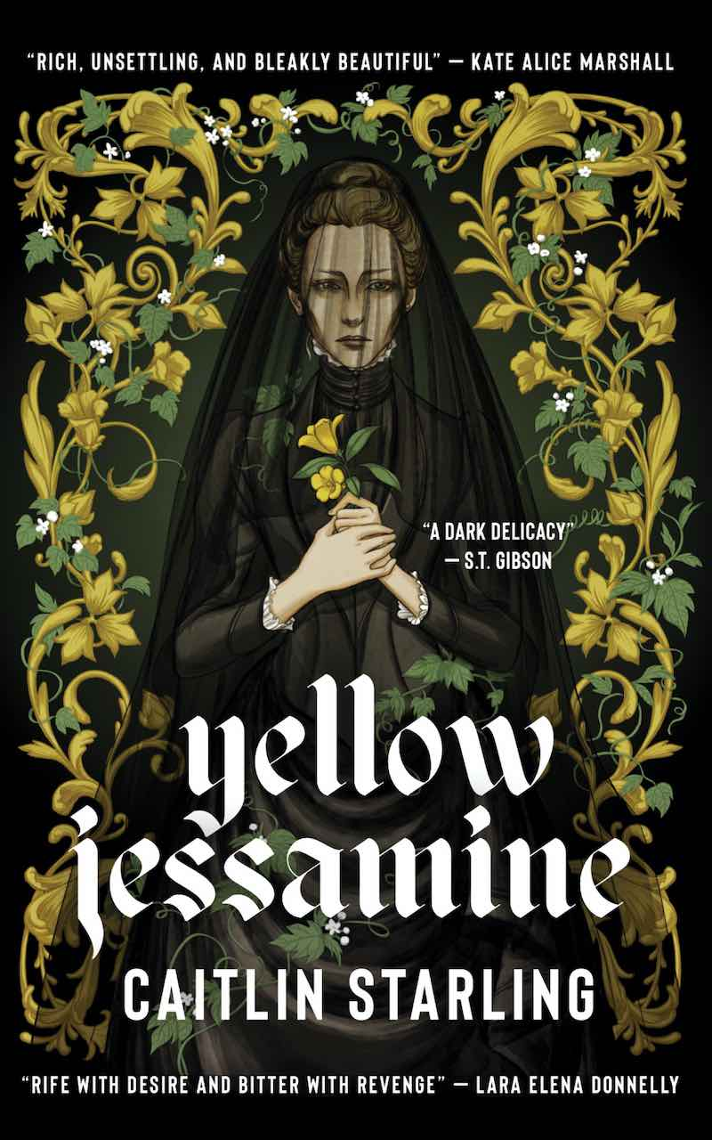 Caitlin Starling Yellow Jessamine