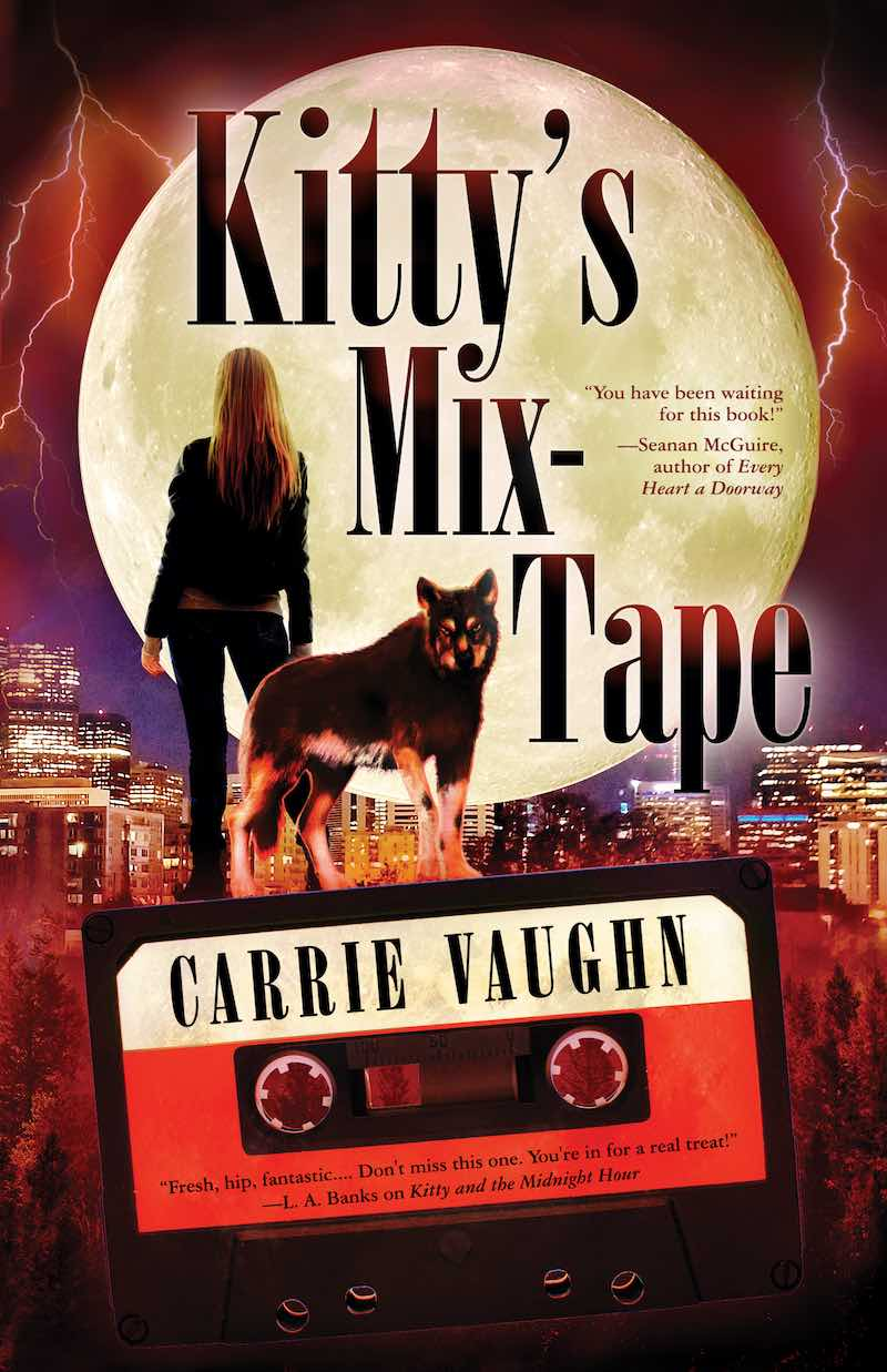 Carrie Vaughn Kitty's Mix-Tape Kitty Norville