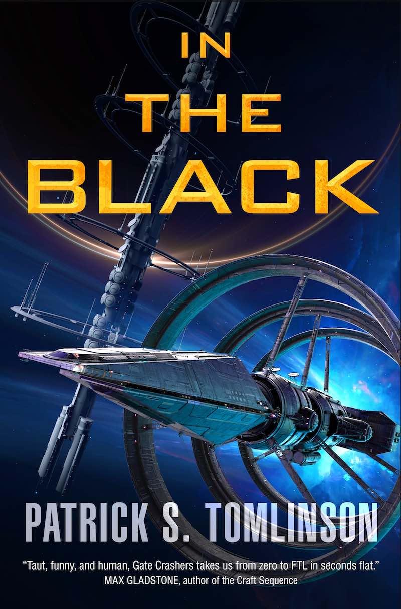 Patrick S Tomlinson In the Black