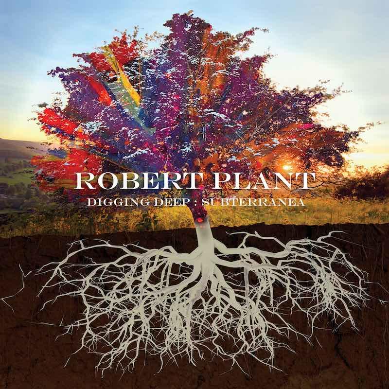 Robert Plant Digging Deep: Subterranea