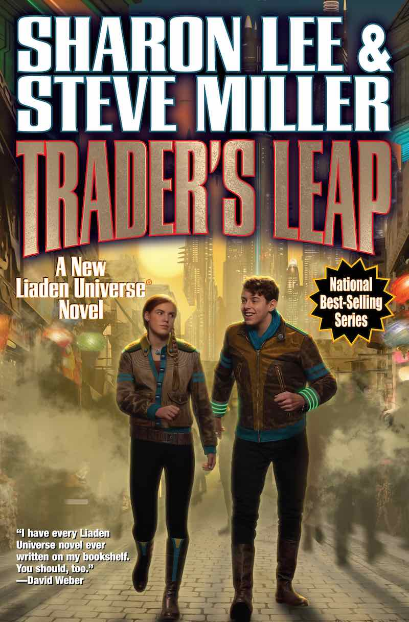 Sharon Lee Steve Miller Trader's Leap Liaden Universe