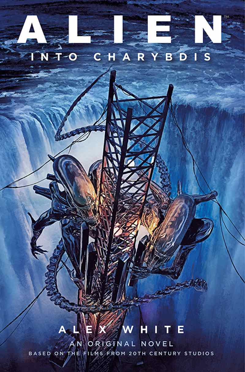 Alex White Alien Into Charybdis