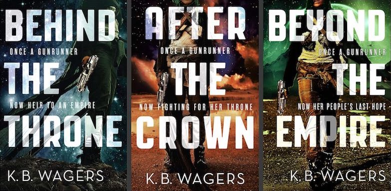 KB Wagers The Indranan War Behind The Throne After The Crown Beyond The Empire
