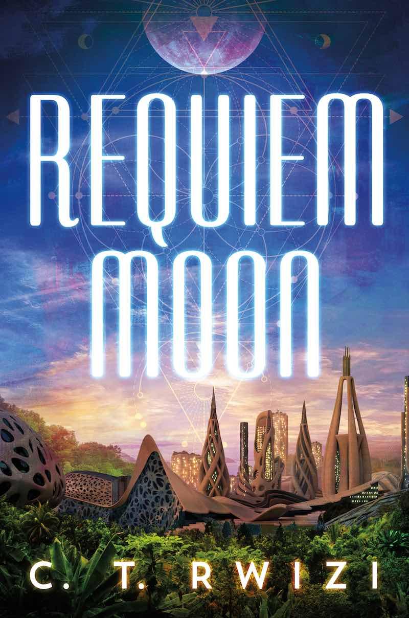 C.T. Rwizi Requiem Moon Scarlet Odyssey
