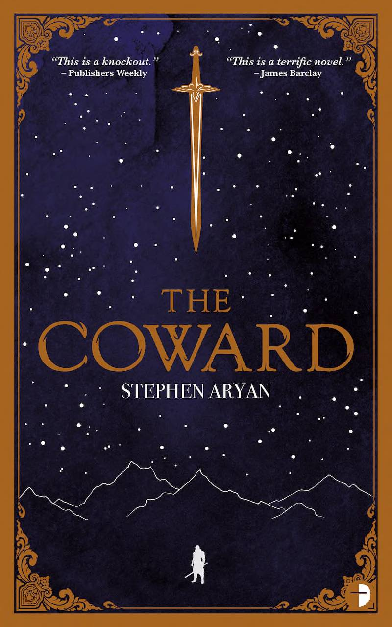 Stephen Aryan The Coward The Quest For Heroes The Warrior