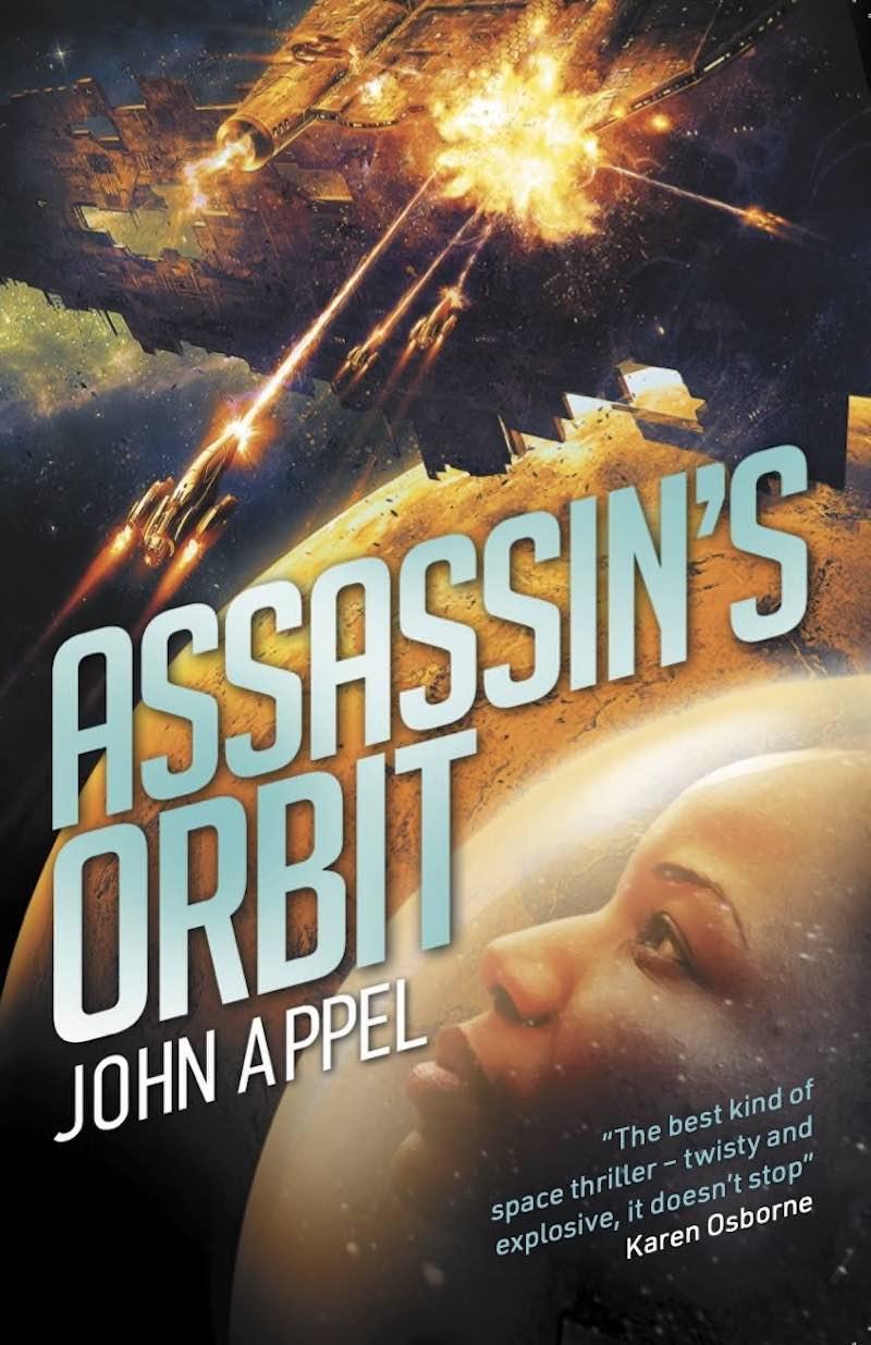 John Appel Assassin's Orbit
