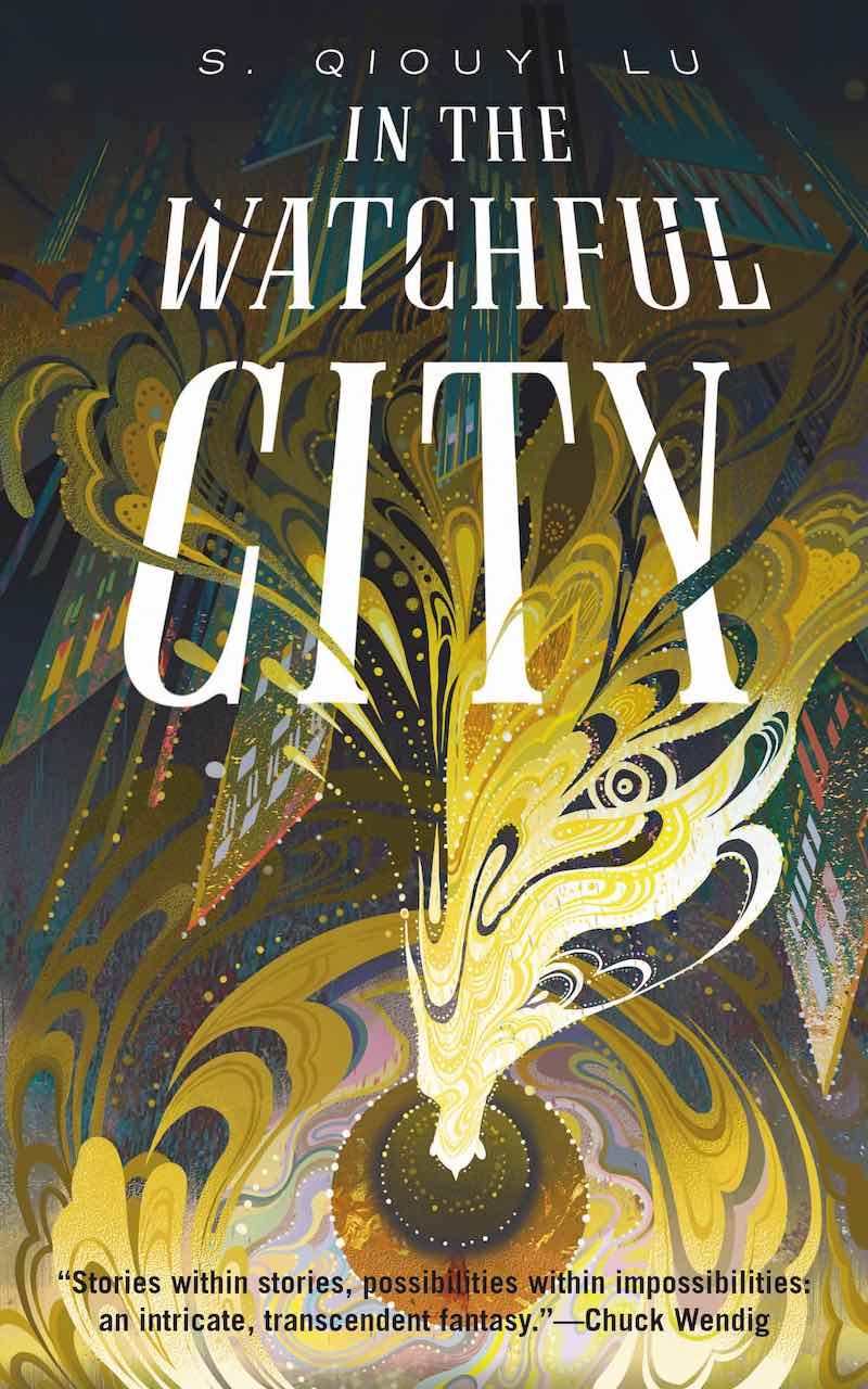 S. Qiouyi Lu In The Watchful City