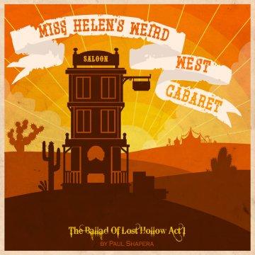 steampunk opera miss helen cabaret