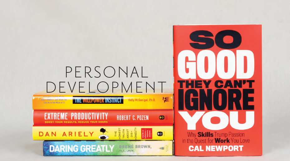 Top Business Books Every Young Professional Must Read (6/6)