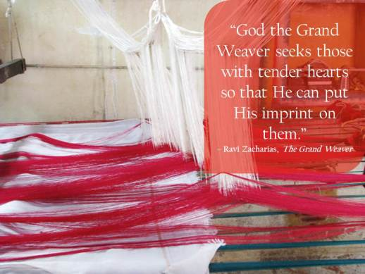 ravi zacharias_sari_the grand weaver