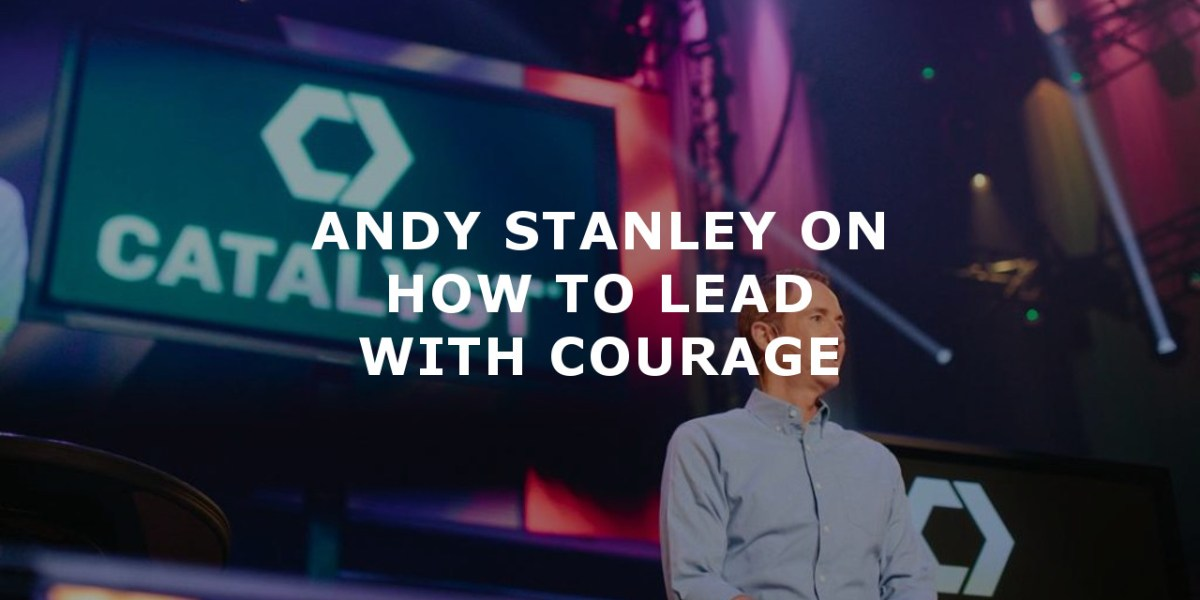 northpoint senior singles Andy stanley, the senior pastor of the north point ministries campuses with a cumulative congregation of more than twenty thousand, admits he has one single, .