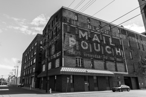 Swisher Sweet and Mail Pouch factory