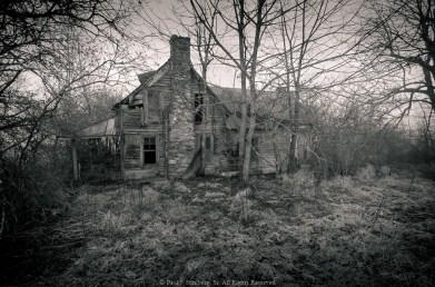 Long forgotten farmhouse in Blairsville GA
