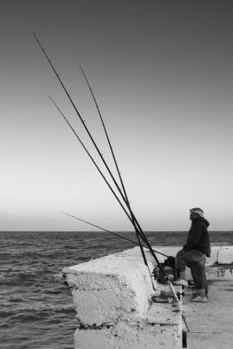 Anglers, Kalk Bay Harbour, 2009