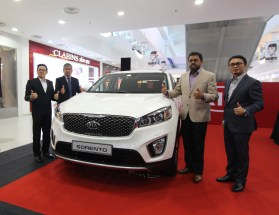 Kia Malaysia Introduces the All New Sorento and All New Sportage in East Malaysia 3