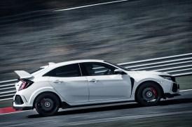 2017 Honda Civic Type R sets new lap record at the Nürburgring