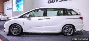 2018 Honda Odyssey Facelift Launch_Ext-3