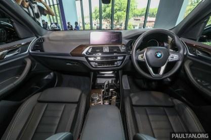 2018 ALL-NEW BMW X3_Int-1