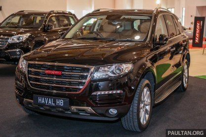 Haval H8 Preview-2