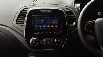 Renault Captur+ 7-inch Infotainment with Connectivity