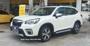 2019-Subaru-Forester-spyshots-brochure-Malaysia-3