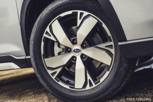 2019 Subaru Forester review 28