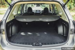 2019 Subaru Forester review 72
