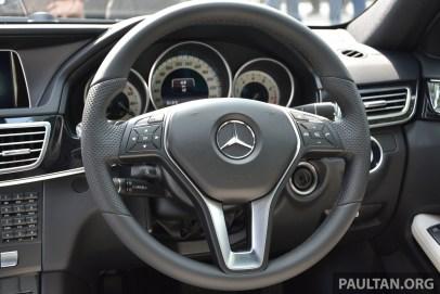 Mercedes W212 E-Class FL 8
