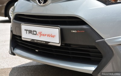 2013 Toyota Vios launched in Malaysia - RM73,200 to RM93,200