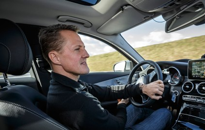 Michael Schuhmacher, Tests C-Class Intelligent Drive
