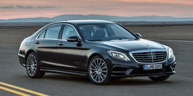 2014-ECOTY-Mercedes-S-Class