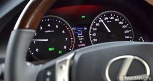Lexus ES 250 and 300h 48