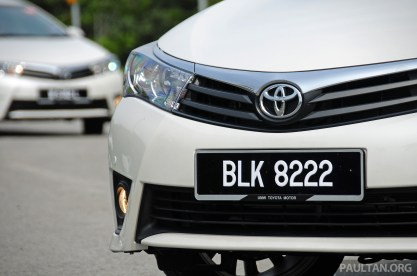 DRIVEN: 2014 Toyota Corolla Altis 2 0 V Malaysian review