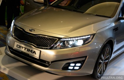 Kia Optima K5 FL 17