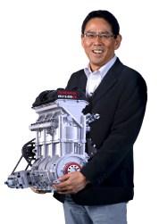 Nissan-ZEOD-Engine