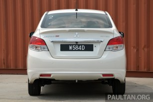 Mitsubishi Attrage review-8