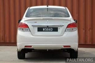 Mitsubishi Attrage review-8