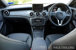 Sensational 2015 Mercedes Benz Cla 200 Interior Updates Same Price Download Free Architecture Designs Scobabritishbridgeorg