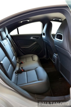 Mercedes CLA 200 Review- 59