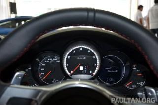 Porsche 911 Turbo S Sepang- 17