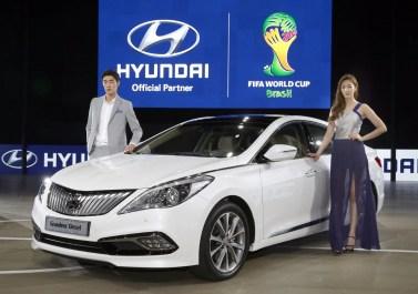 Hyundai Motor Strengthens Large Sedan Line-ups at the 2014 Busan International Motor Show 3