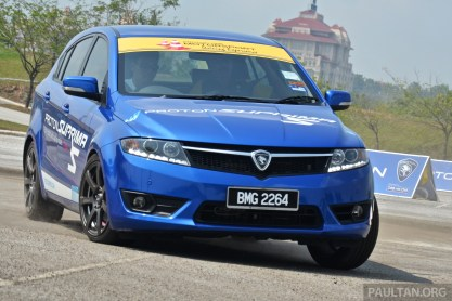 Proton R3 Driving Experience 24