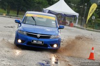 Proton R3 Driving Experience 50
