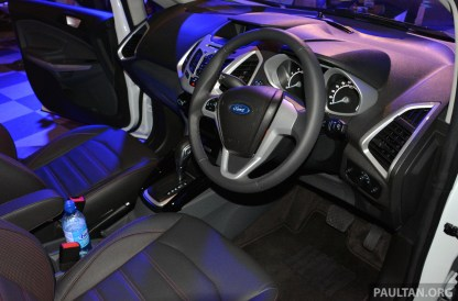 Ford Ecosport launch set 2 5