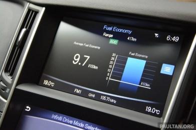 Infiniti Q50S Hybrid 20
