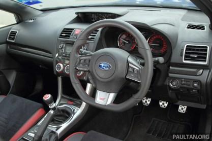 Subaru WRX STI 25