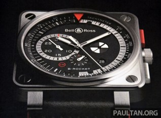 Bell Ross B-Rocket Watch- 2