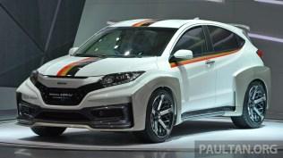 Honda HR-V Mugen IIMS- 11